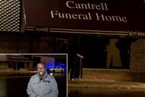 Phát hiện 11 thi thể trẻ sơ sinh giấu trên trần nhà tang lễ