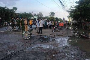 Vụ dây điện đứt khiến 2 học sinh tử vong: Điện lực nói gì?
