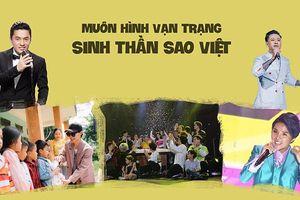 Sinh nhật sao Việt tháng 10: 'Hỉ nộ ái ố - muôn hình vạn trạng!'