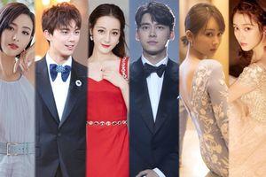Dàn sao Hoa ngữ tỏa sáng tại đêm trao giải truyền hình Kim Ưng 2018