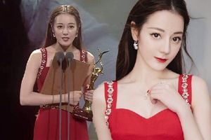 Giải Kim Ưng 2018 gây sốc khi gạt Tôn Lệ, Dương Tử để trao cúp vàng Nữ chính xuất sắc nhất cho Địch Lệ Nhiệt Ba