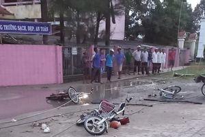 Lãnh đạo điện lực lên tiếng vụ đứt dây diện khiến 2 học sinh tử vong thương tâm