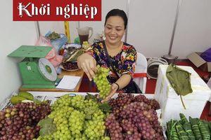 Hội chợ Phụ nữ khởi nghiệp: Nhiều sản phẩm 'hút' người tiêu dùng thủ đô