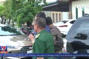 Bắt 2 vụ vận chuyển ma túy lớn tại Quảng Trị