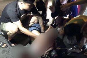 Hà Nội: Một cô gái bị đâm gục tại chỗ trên phố Bùi Thị Xuân