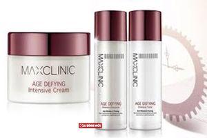 Buộc công ty Maxclinic Việt Nam thu hồi 4 loại mỹ phẩm vì không đảm bảo chất lượng