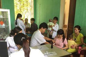 Cán bộ, cộng tác viên là cánh tay nối dài để thực hiện chính sách cho trẻ em