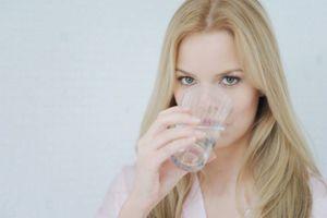 Cách uống nước giúp giảm cân, giải độc, sáng da