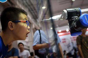 Đạo quân robot ngày càng đông tại Trung Quốc