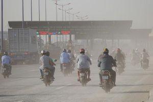 Báo động ô nhiễm không khí gây ra nhiều bệnh tật