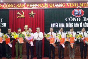Quảng Bình tiếp tục đổi mới, nâng cao chất lượng hiệu quả công tác tổ chức xây dựng Đảng