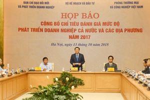 Công bố chỉ tiêu đánh giá mức độ phát triển doanh nghiệp Việt Nam