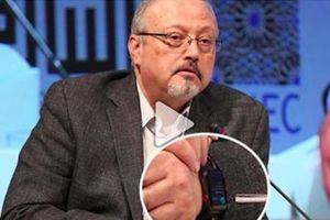 Ankara hé lộ về chiếc đồng hồ 'truyền dữ liệu' của nhà báo Jamal Khashoggi