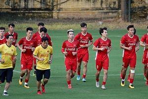 Hai cầu thủ Hà Nội FC chấn thương trước ngày lên đường tới Hàn Quốc