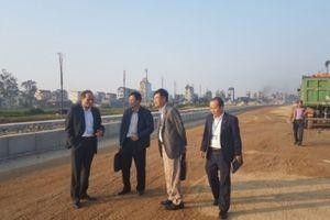 Bắc Ninh thúc tiến độ dự án tỉnh lộ 277