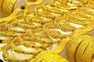 Giá vàng hôm nay 14/10: Vàng trong nước tăng gần 100.000 đồng/lượng