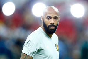 Huyền thoại Thierry Henry làm HLV Monaco