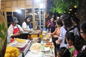 8 vạn người đến Lễ hội văn hóa ẩm thực Hà Nội 2018