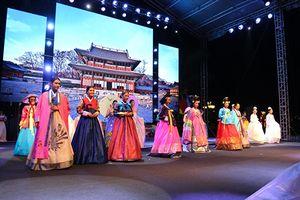 Đặc sắc 'những ngày văn hóa Hàn Quốc tại Hội An 2018'