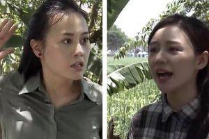 Quỳnh búp bê tập 17: Quỳnh 'dạy dỗ' em gái Lan thói vô lễ, khinh thường