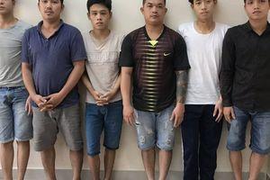 Vụ giang hồ hỗn chiến kinh hoàng ở cầu Nhị Thiên Đường tại Sài Gòn: Khởi tố, bắt giam 6 đối tượng