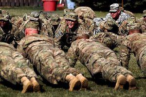 Nạn béo phì, thách thức lớn với quân đội Mỹ