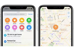 Bị chê 'tơi tả' khi mới ra mắt, Apple đang cải thiện lại 'Apple Maps' để cạnh tranh với 'Google Maps'