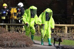 EU chuẩn bị thông qua cơ chế trừng phạt tấn công hóa học