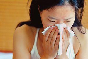 Đoán bệnh qua màu sắc của dịch mũi