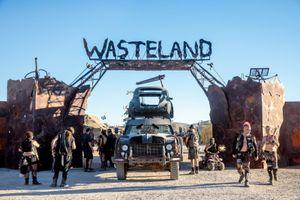 Lễ hội xe Mad Max có một không hai tại Mỹ