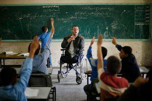 Những hình ảnh ấn tượng về lớp học trên thế giới
