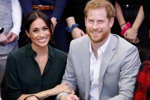 Vợ Hoàng tử Harry mang thai đầu lòng