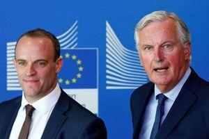 Chưa thu hẹp được bất đồng, EU - Anh tạm dừng đàm phán Brexit đến Thượng đỉnh EU