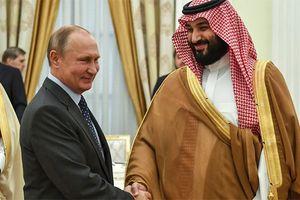 Ả Rập Saudi sẽ 'ngã vào lòng' Nga nếu bị Mỹ trừng phạt vụ nhà báo mất tích?