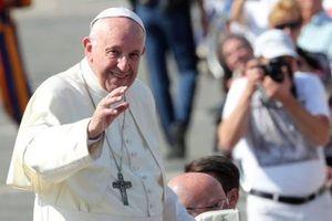 Giáo hoàng Francis đáp lời mời thăm Bình Nhưỡng của ông Kim Jong-un