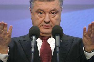 Tổng thống Poroshenko không muốn tranh cử công bằng?