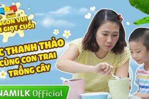 Hé lộ sức hút của MV 'Sữa Chuối tranh tài'