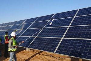 Chính sách ưu đãi đối với dự án điện mặt trời