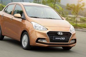 Hơn 11.000 ô tô Hyundai Grand i10 được triệu hồi tại Việt Nam