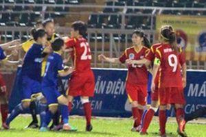 Báo quốc tế ngỡ ngàng với vụ ẩu đả của bóng đá nữ Việt Nam