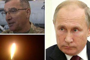 Tướng Mỹ cảnh báo lạnh người về Nga, dấy lo ngại Thế chiến 3
