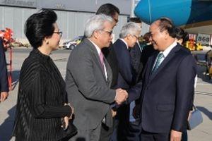 Thủ tướng Nguyễn Xuân Phúc và Phu nhân bắt đầu thăm chính thức CH Áo