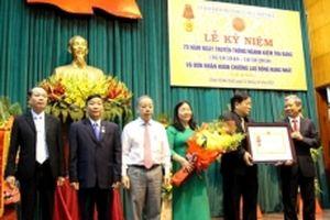 Ủy ban Kiểm tra Tỉnh ủy Thừa Thiên-Huế đón nhận Huân chương Lao động hạng nhất