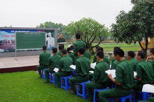 Kết quả và kinh nghiệm đổi mới công tác giáo dục chính trị ở Quân đoàn 1