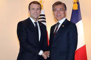 Chuyến thăm thúc đẩy tiến trình hòa bình trên bán đảo Triều Tiên