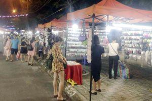 Trở lại chợ đêm Sơn Trà