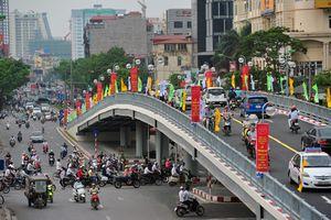 1.500 tỷ xây được bao nhiêu cầu vượt chống ùn tắc giao thông?