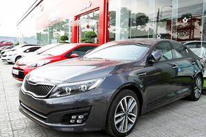 Loạt xe ôtô bán mãi vẫn ế tại thị trường Việt Nam