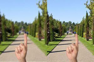 Chữa cận thị bằng xoa mắt tập nhìn xa có hiệu quả không?