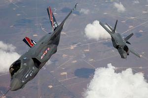 Israel cho F-35 cất cánh trở lại sau vụ tai nạn